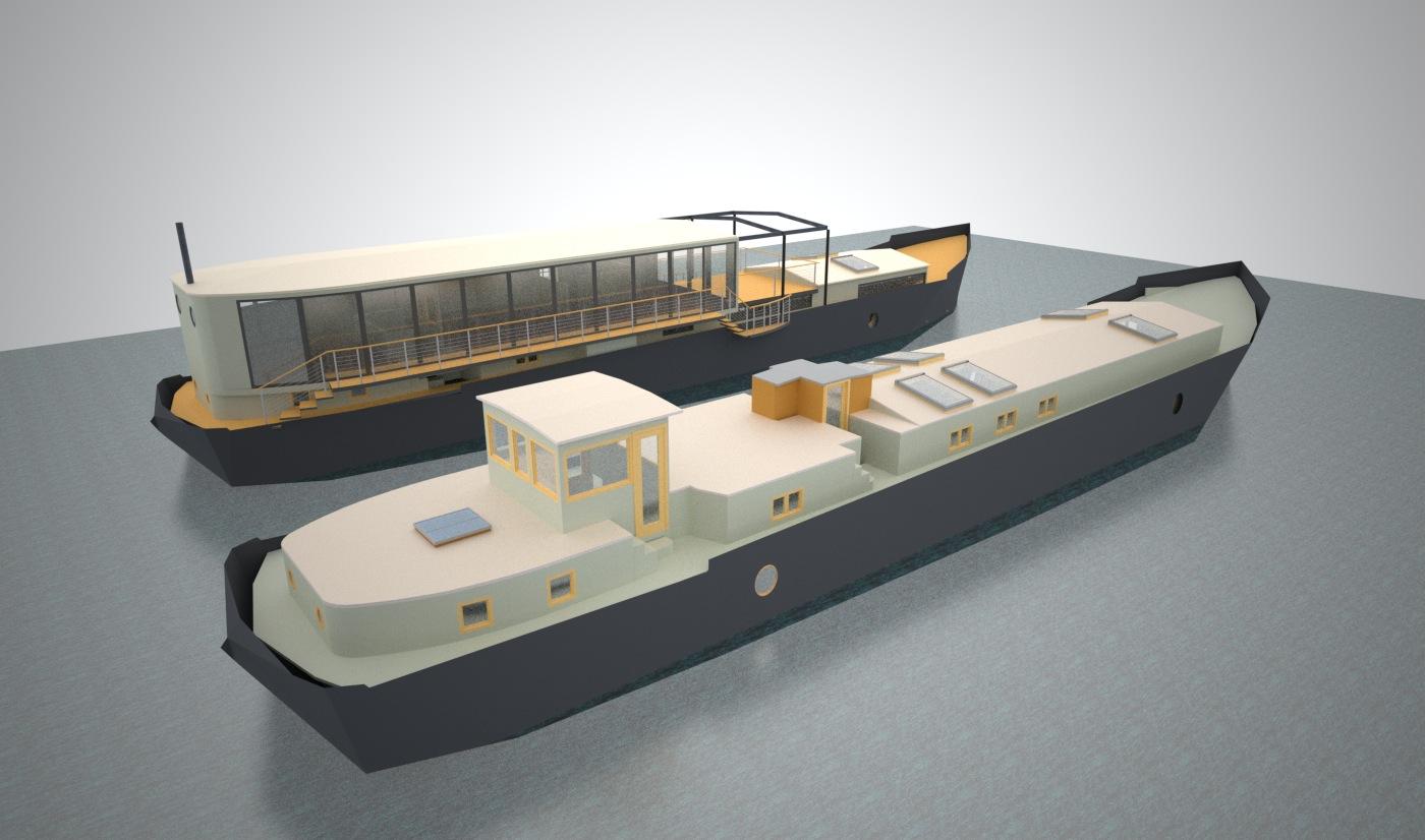 r novation d 39 une p niche factory atelier d 39 architecture lyon. Black Bedroom Furniture Sets. Home Design Ideas